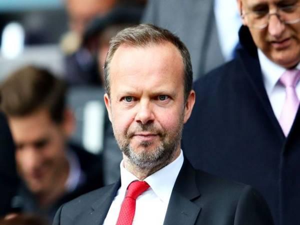 Ed Woodward tiếp tục có quyết đinh  làm CĐV Man Utd buồn