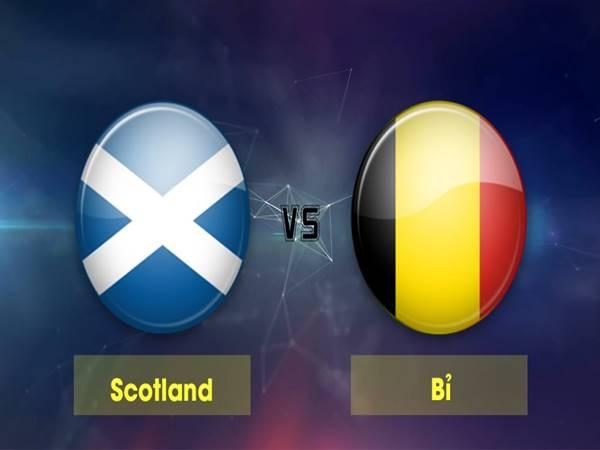 Nhận định Bỉ vs Scotland, 01h45 ngày 12/6
