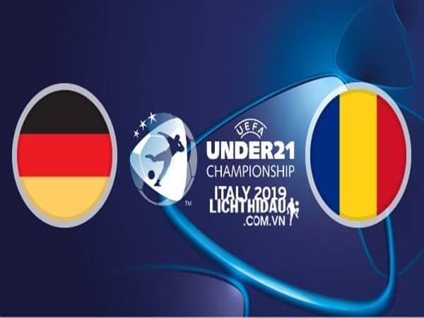 Nhận định U21 Đức vs U21 Romania, 23h00 ngày 27/6