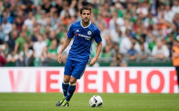 Chelsea sẵn sàng bán Fabregas