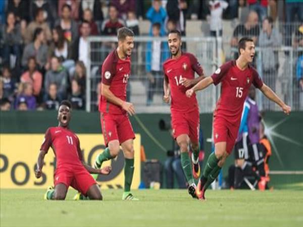 Nhận định U19 Bồ Đào Nha vs U19 Ireland, 21h00 ngày 24/07