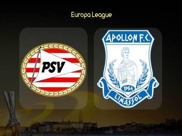 Nhận định PSV Eindhoven vs Apollon, 01h30 ngày 23/8