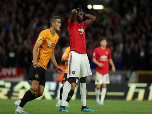 Pogba sịt pen, Man Utd nhận trận hòa đầy tiếc nuối
