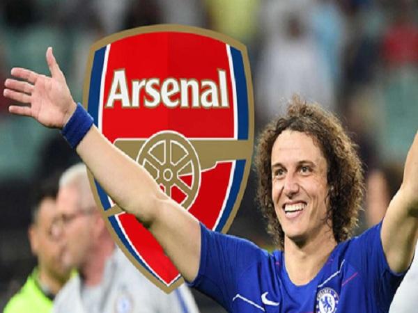 Tin chuyển nhượng ngày 9/8: Arsenal chiêu mộ thành công David Luiz