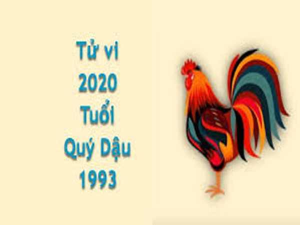 Xem tử vi tuổi Quý Dậu năm 2020