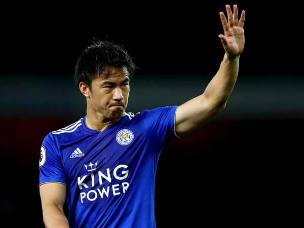 Shinji Okazaki - cầu thủ Nhật đá Ngoại hạng Anh ấn tượng