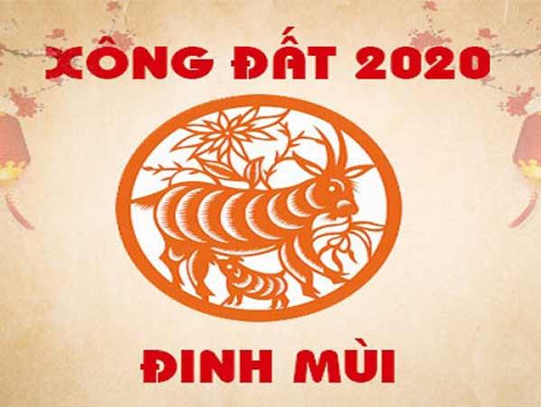 Xem tuổi xông đất Đinh Mùi năm 2020
