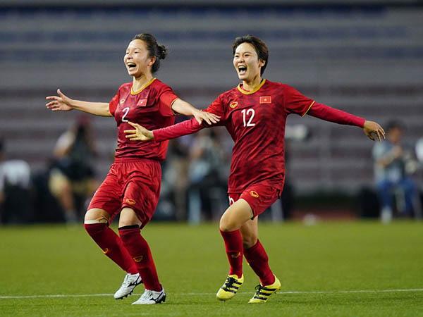 ĐT nữ Việt Nam tập kín chuẩn bị đấu Australia
