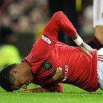 Marcus Rashford mang tin vui đến cho toàn thể đội bóng Man Utd