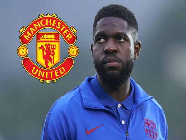 Tin chuyển nhượng: Manchester United muốn chốt nhanh Umtiti