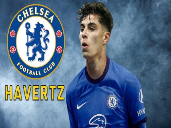 Chelsea đã chiêu mộ thành công Kai Havertz