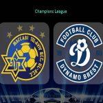 Nhận định kèo Maccabi Tel Aviv vs Dinamo Brest, 00h00 ngày 17/09