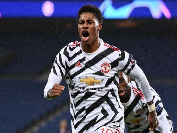 Bóng đá anh chiều 21/10: Rashford tỏa sáng, M.U tạo kỳ tích trên sân PSG