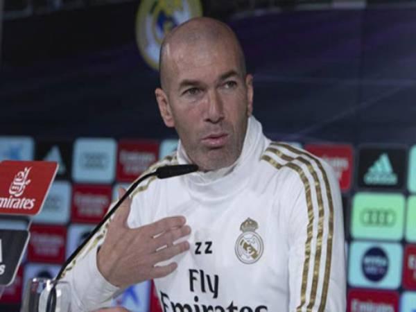 Chuyển nhượng chiều 24/10: Zidane không lo sợ bị Real Madrid sa thải