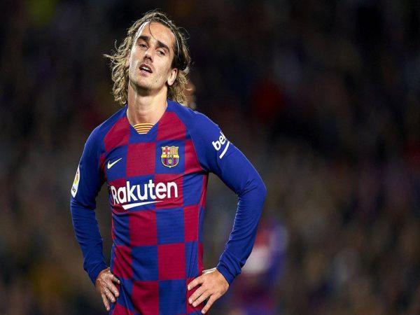 Chuyển nhượng tối 26/10: Griezmann không còn chỗ tại Barca