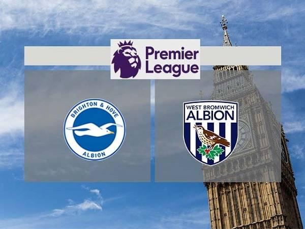 Nhận định kèo Brighton vs West Brom, 00h30 ngày 27/10, Premier League