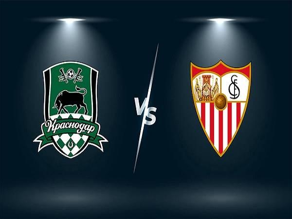 Nhận định kèo Krasnodar vs Sevilla, 00h55 ngày 25/11/2020