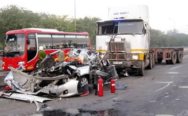 Giải mã giấcmơ thấy tai nạn giao thông