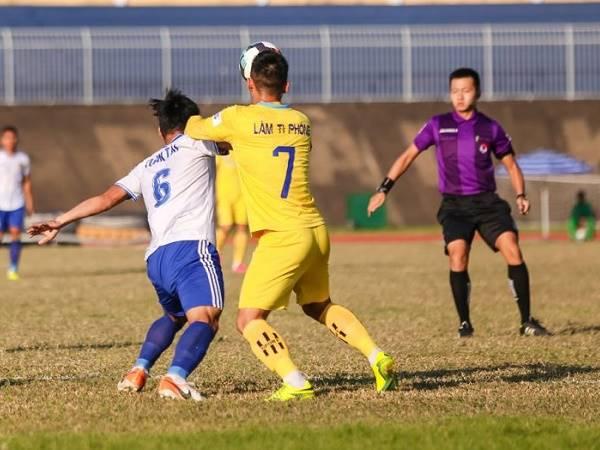 Bóng đá Việt Nam 7/2: Đinh Tuấn Tài chịu thiệt vì thành tích chung