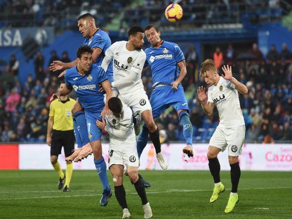 Nhận định kèo Getafe vs Valencia, 3h00 ngày 28/2 - La Liga