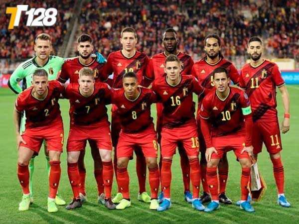 Bỉ là đội bóng giành được tấm vé vàng đầu tiên tại vòng loại Euro 2020