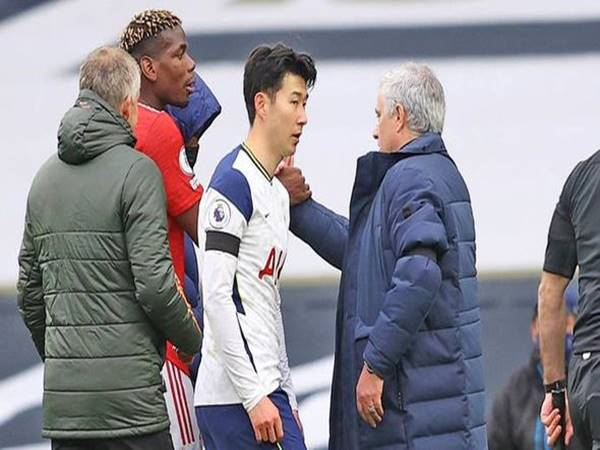 Bóng đá Anh chiều 13/4: Thái độ Pogba và Mourinho khi gặp lại