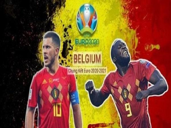 Đội hình dự kiến đội tuyển Bỉ tham dự tại Euro 2021