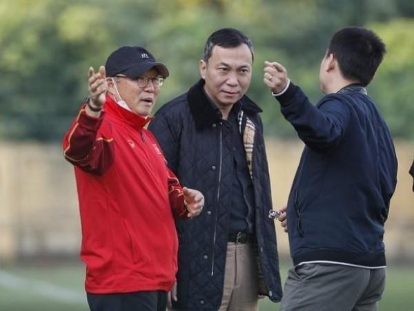 Bóng đá Việt Nam sáng 5/8: HLV Park Hang Seo có đội ngũ trợ lý hùng hậu